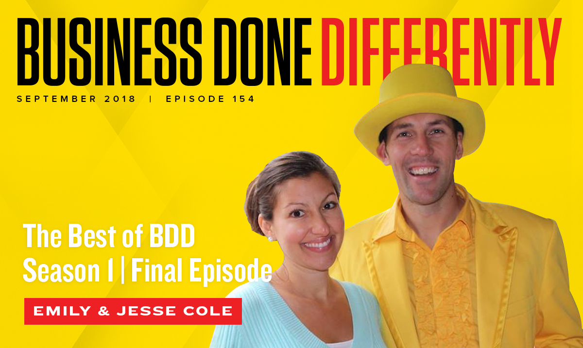 Best of Business Done Differently | Final Episode – Season 1