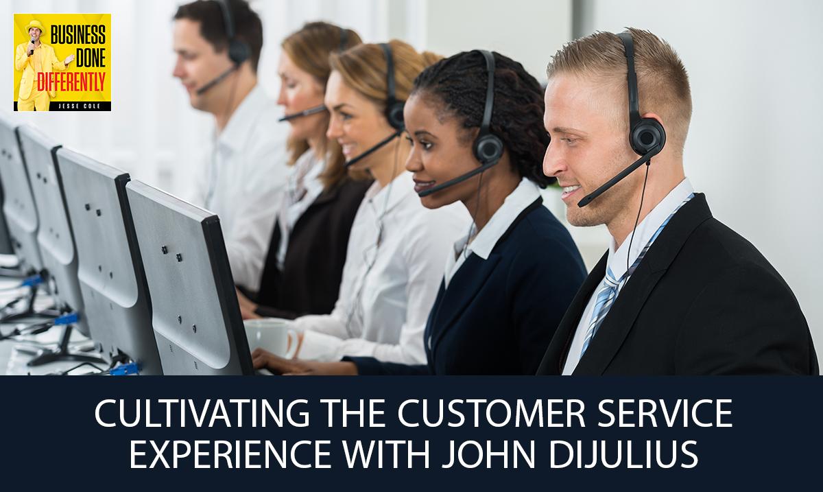 BDD 156 | Customer Service Experience