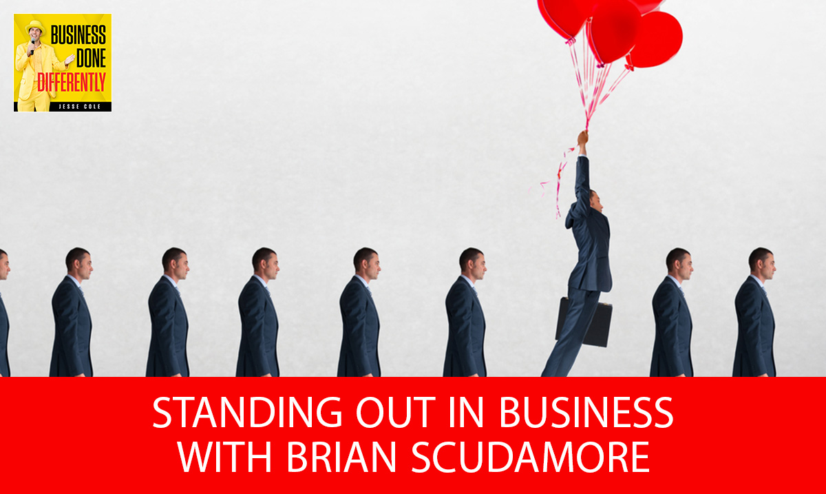Standing Out In Business with Brian Scudamore | Ep. 161