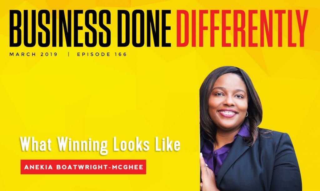 BDD 166 | What Winning Looks Like