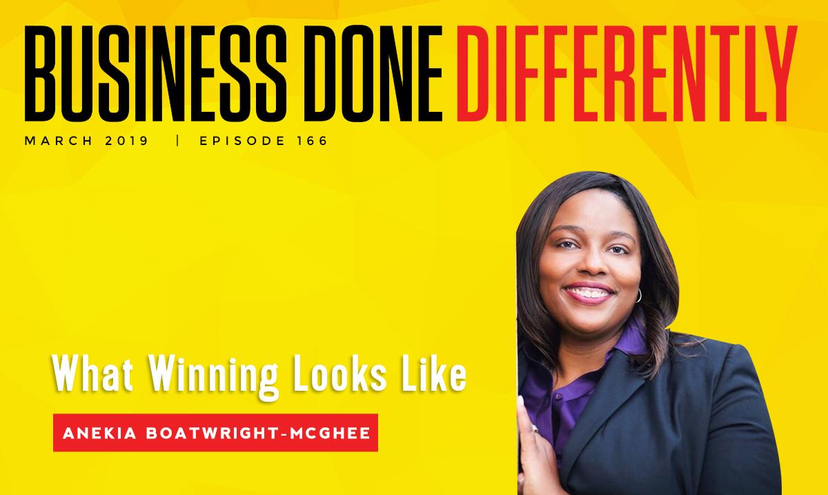 BDD 166 | What Winning Looks Like