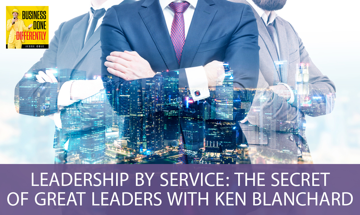 BDD 162 | Leadership By Service