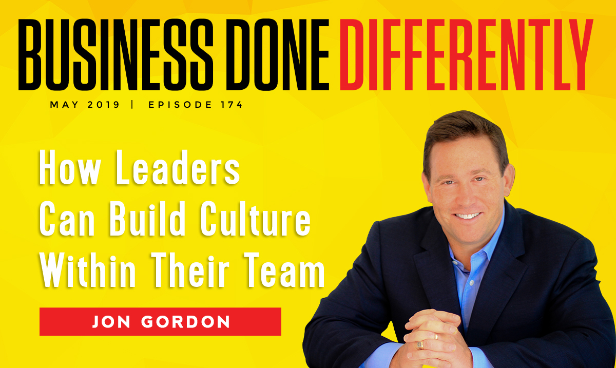 BDD 174 | How Leaders Can Build Culture