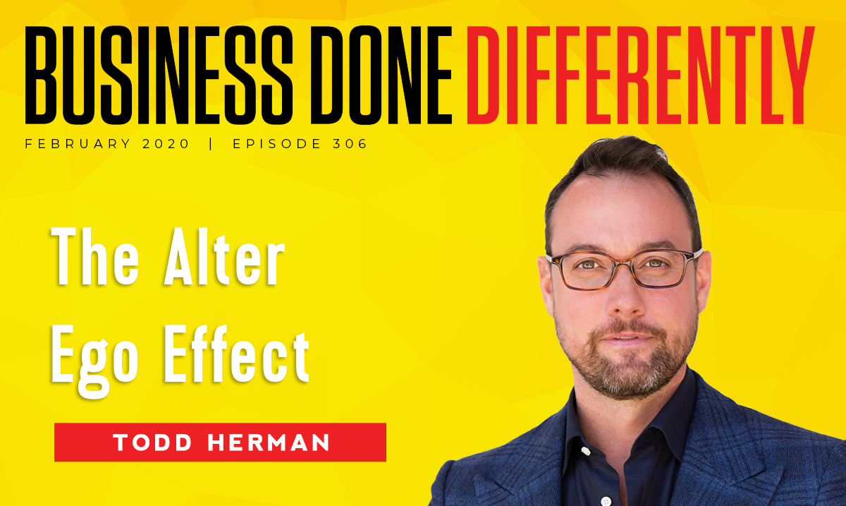 BDD 306 | The Alter Ego Effect