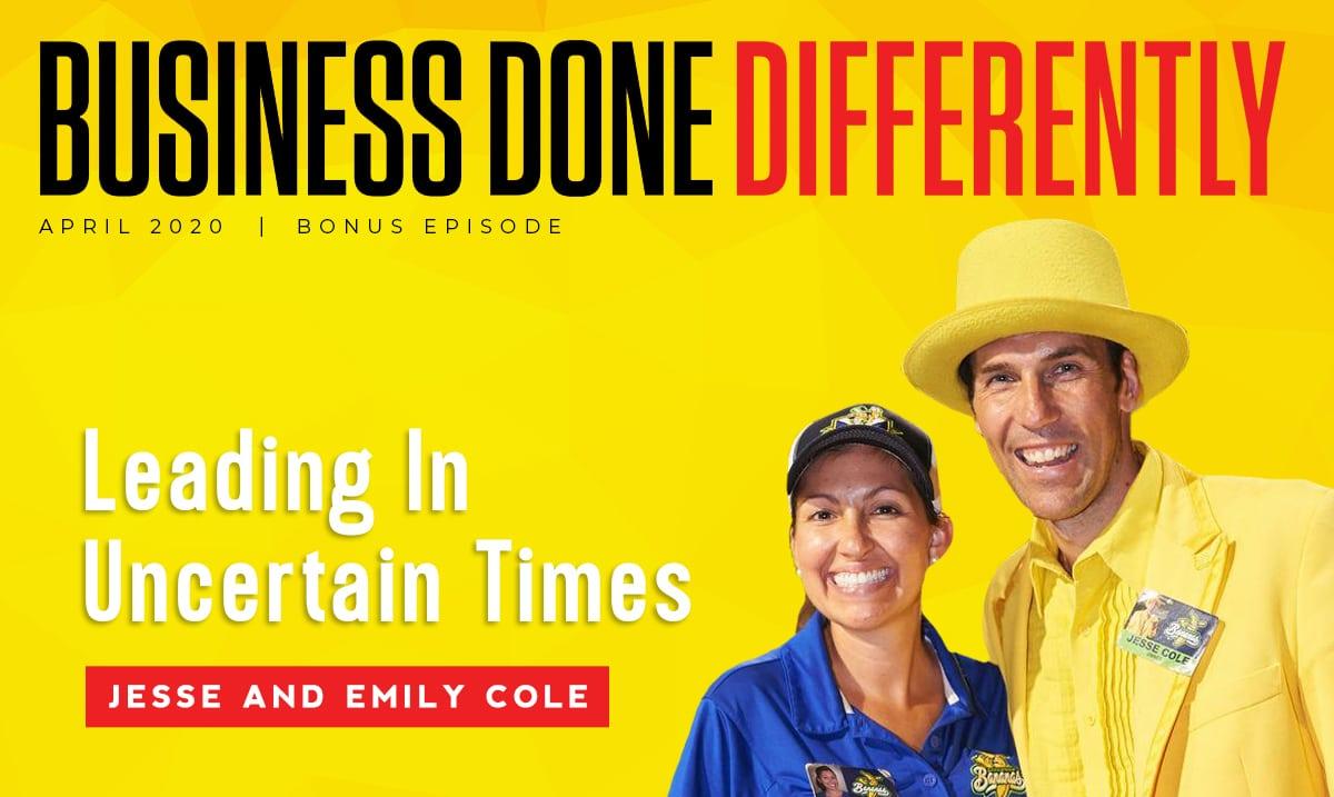 BDD Bonus 1 | Leading In Uncertain Times