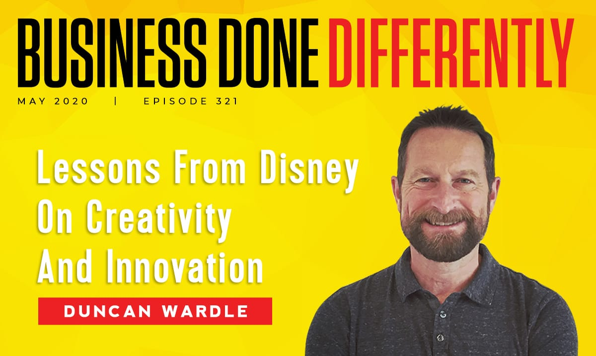 BDD 321 | Creativity And Innovation