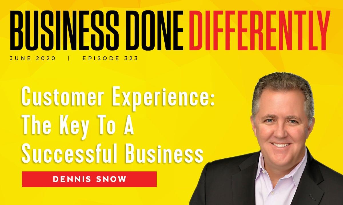 BDD 323   Customer Experience