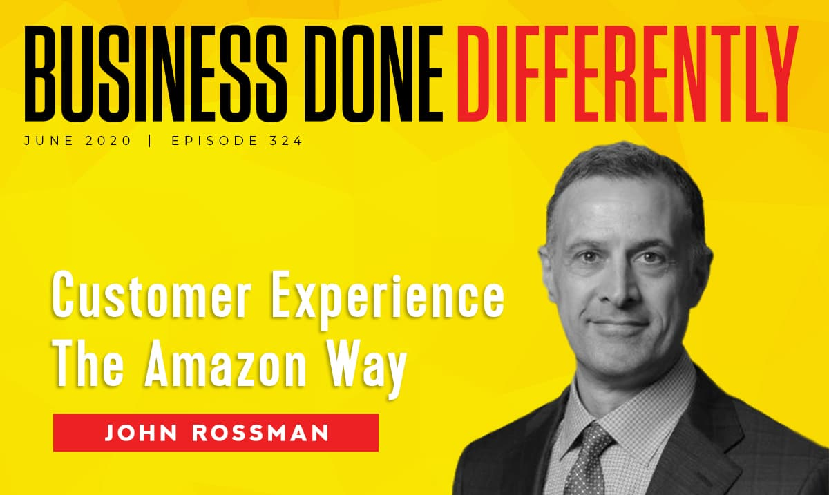 BDD 324   Customer Experience