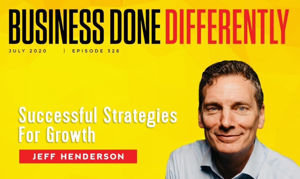BDD 326 | Strategies For Growth