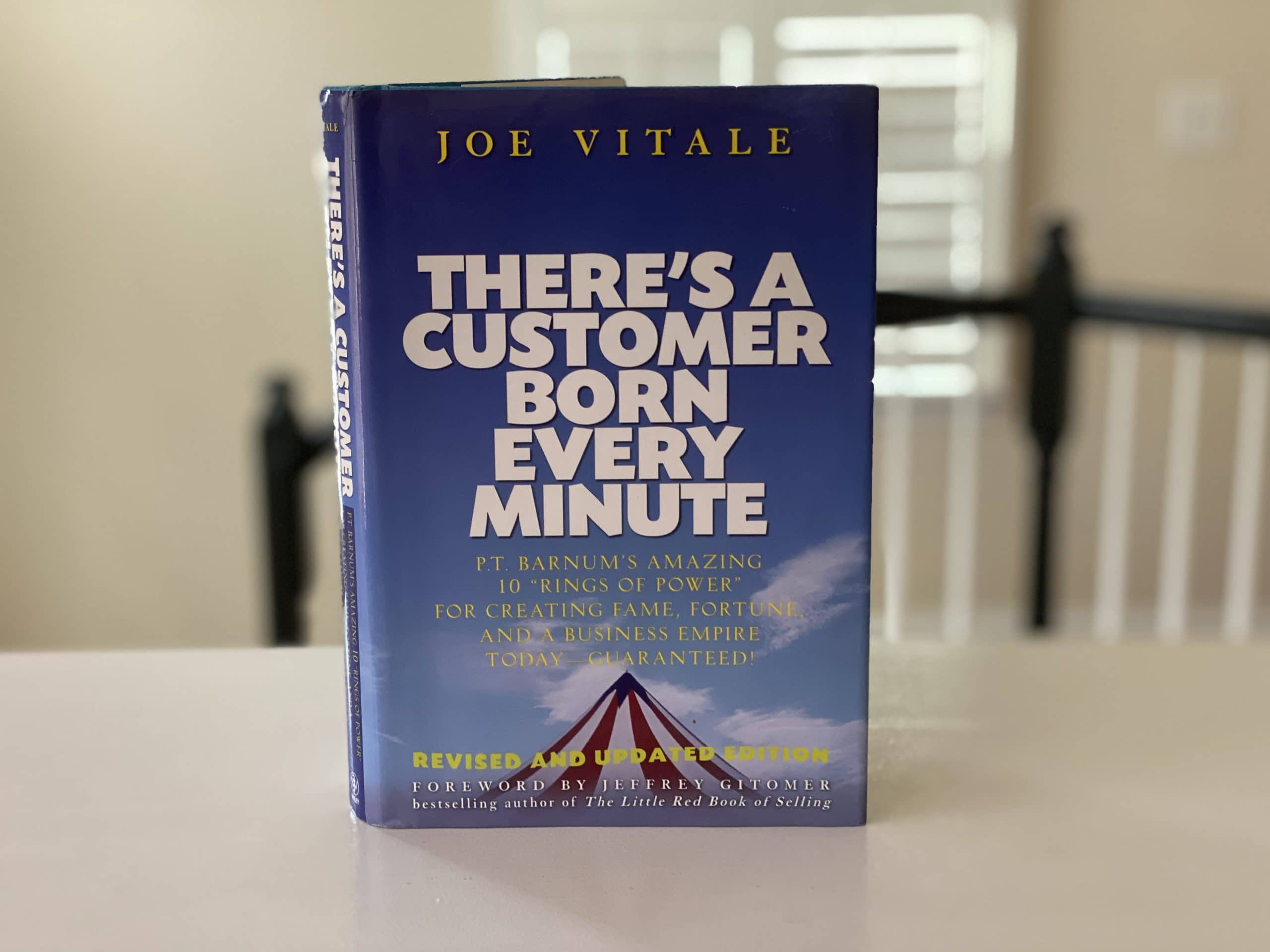 There's a Customer Born Every Minute Book Report