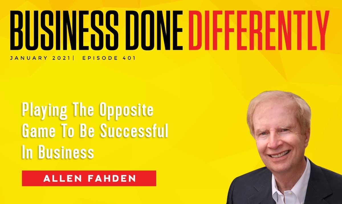 BDD 401 | Successful Opposite