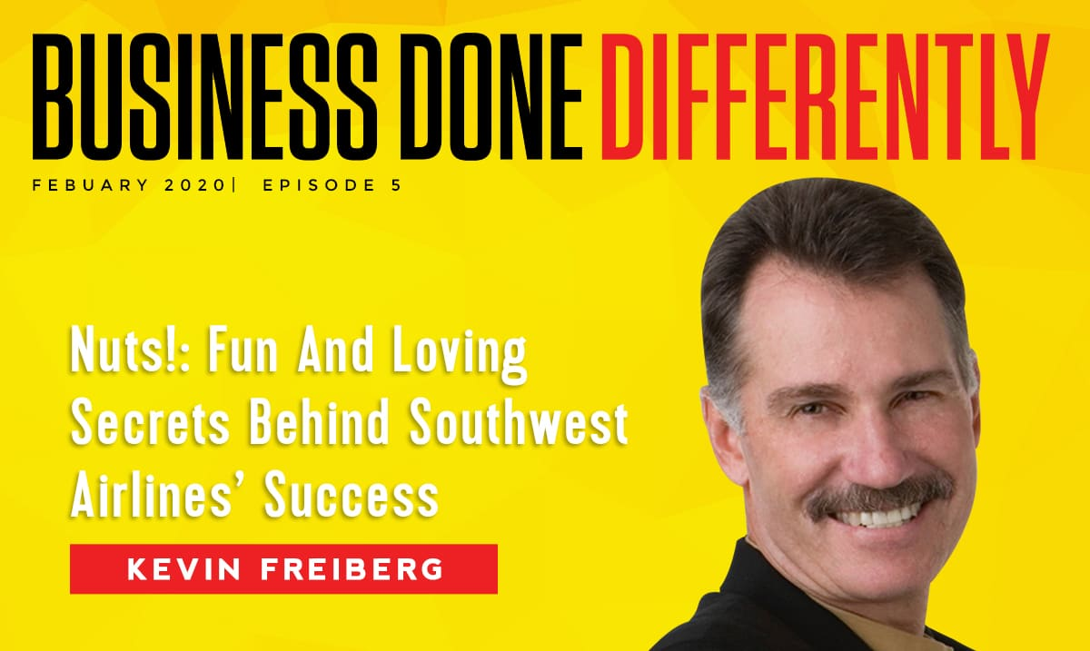 BDD 5 | Southwest Airlines Success